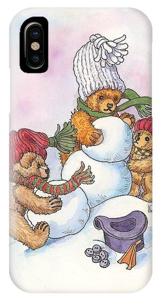 Snow Bears IPhone Case