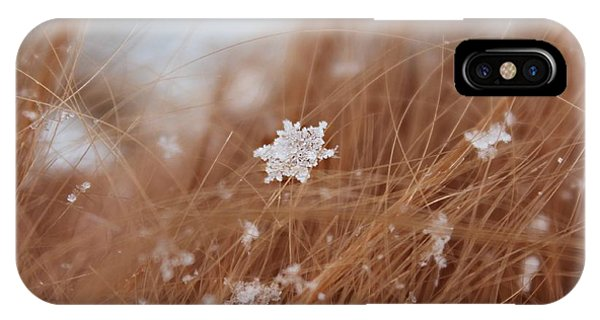 Snow Beauty IPhone Case