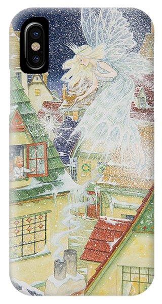 Snow Fairy IPhone Case