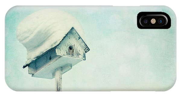 Snowbird's Home IPhone Case