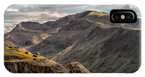 Snowdonia IPhone Case