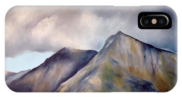 Snowdonia  IPhone Case