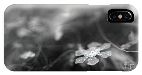 Snowflake Garden IPhone Case