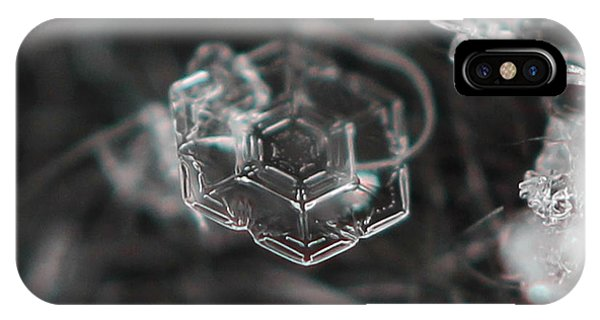 Snowflake Geometry  IPhone Case