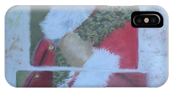 S'nta Claus IPhone Case