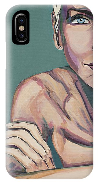 So Baby Talk To Me IPhone Case