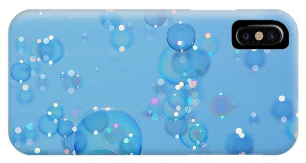 Soap Bubbles IPhone Case