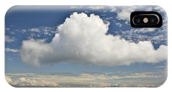 Soaring Cloud IPhone Case