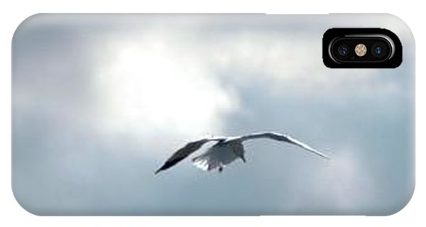 Soaring  Home Phone Case by Scott Ware