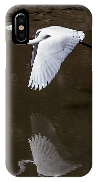 Soaring Reflection IPhone Case