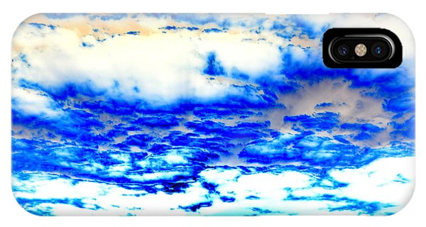 Soaring Sea IPhone Case