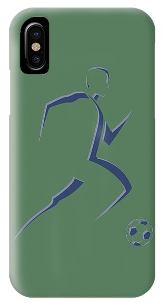 Soccer Player6 IPhone Case