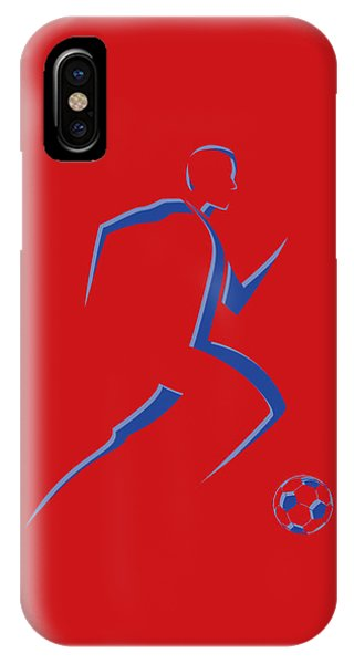 Soccer Player8 IPhone Case