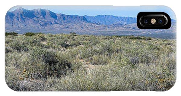 Socorro New Mexico IPhone Case