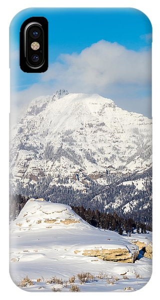 Soda Butte IPhone Case