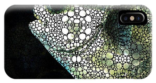 Sofishticated - Fish Art By Sharon Cummings IPhone Case