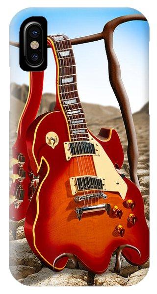 Soft Guitar IPhone Case