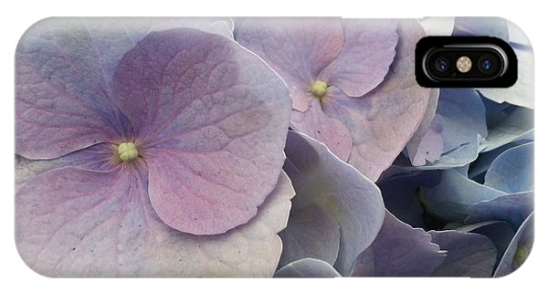 Soft Hydrangea  IPhone Case