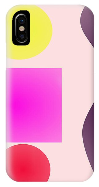 Soft Minimalism Phone Case by Masaaki Kimura