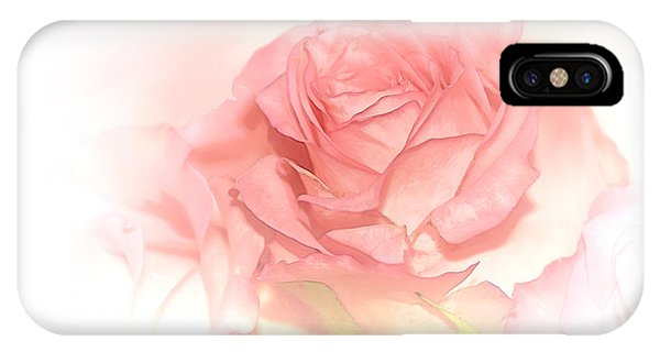 Softly Pink IPhone Case