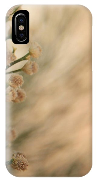 Softness In The Desert IPhone Case