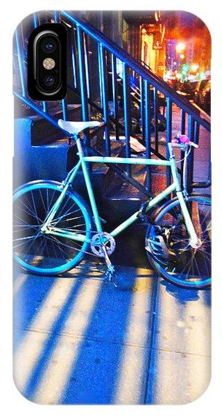 Soho Bicycle  IPhone Case