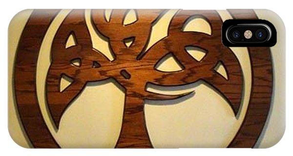 Sol Tree IPhone Case