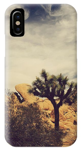 Solitary Man IPhone Case