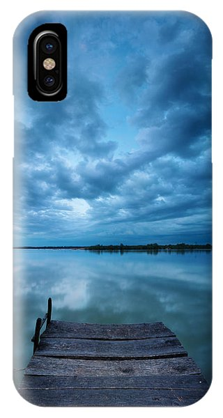 Solitary Pier IPhone Case