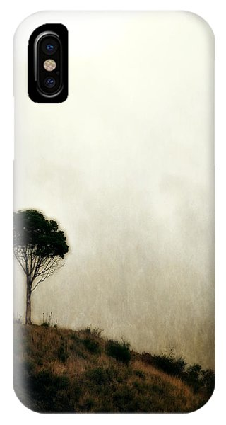Solitary Tree IPhone Case