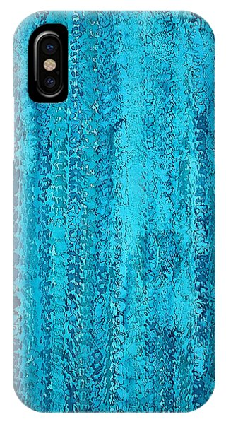 Some Call It Rain Original Painting IPhone Case