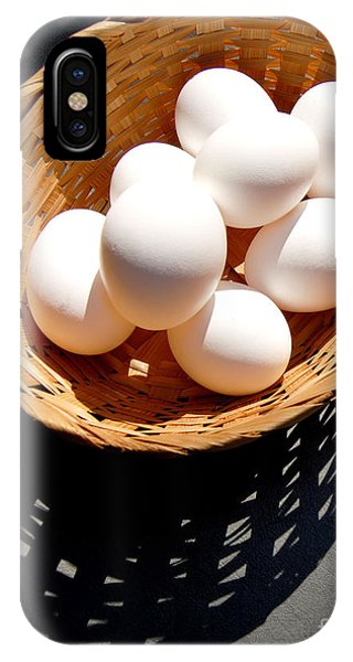 Some Of Our Eggs IPhone Case
