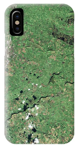 Somerset Levels IPhone Case