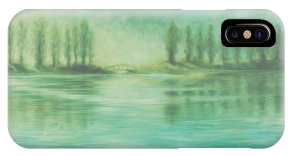 Song For Monet IPhone Case