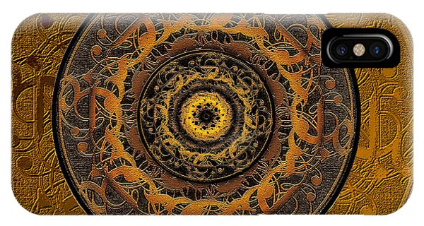 Song Of Heaven Mandala IPhone Case