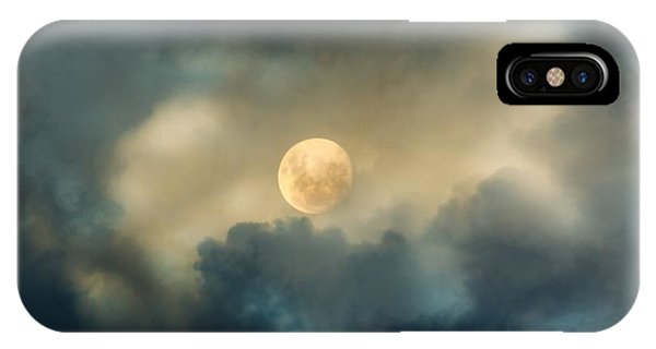 Song To The Moon IPhone Case