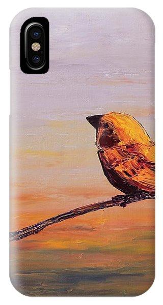 Songbird Series 1 IPhone Case