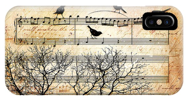 Songbirds IPhone Case