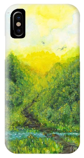 Sonsoshone IPhone Case