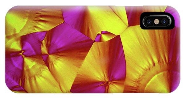 Sorbitol Crystals Phone Case by John Durham
