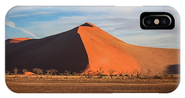 Sossusvlei Park Sand Dune IPhone Case