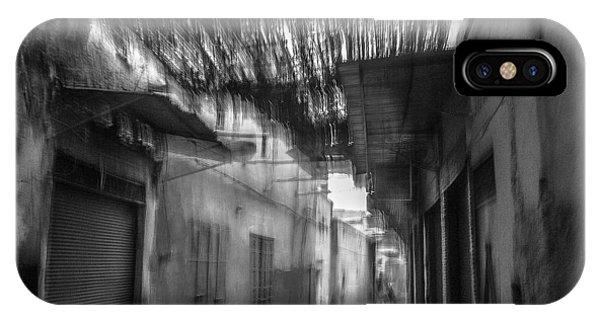 Souck Alley In Marrakech IPhone Case