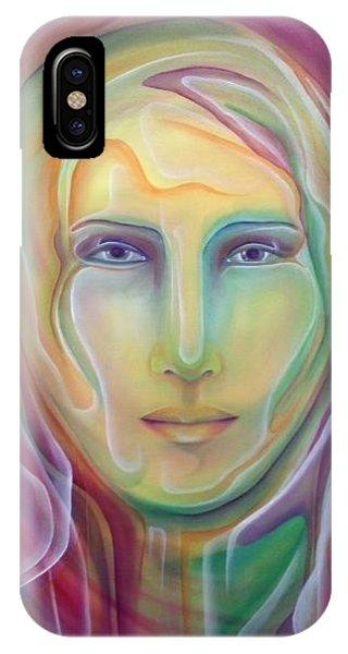 iPhone Case - Soul Portrait by Victoria Wilson-Jones
