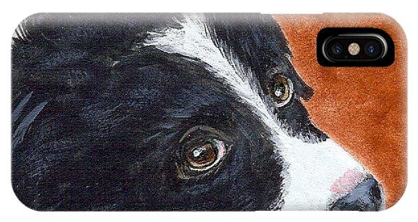 Soulful Eyes IPhone Case