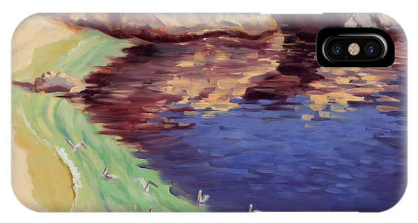 Soulful Sanctuary Point Lobos IPhone Case