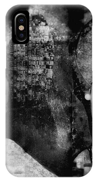 Sister iPhone Case - Soulmates by Nictsi Khamira