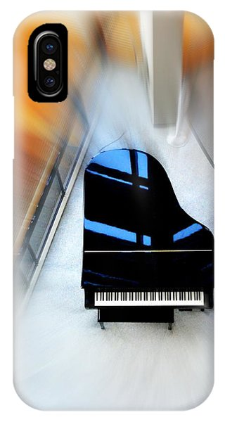 Sound Waves IPhone Case