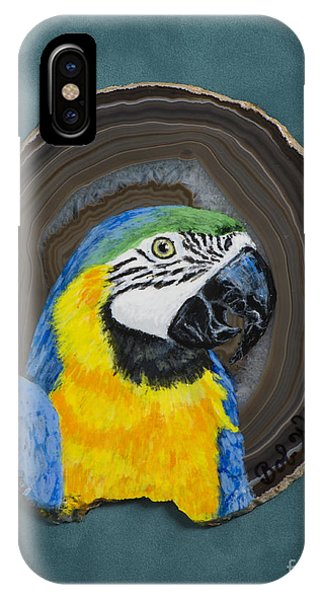 South American Beauty IPhone Case