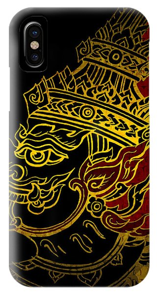 Corporate Art Task Force iPhone Case - South Asian Art Motives by Corporate Art Task Force