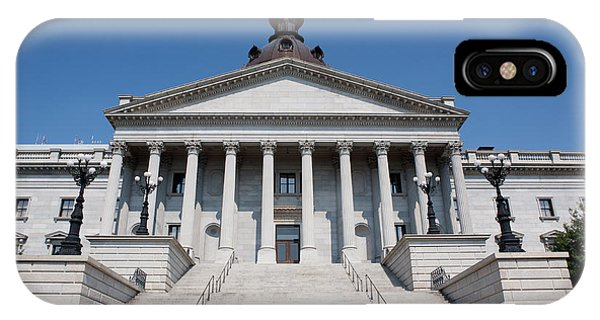 South Carolina State Capital Building IPhone Case